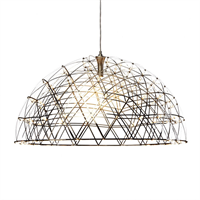 Люстра Raimond Dome D79 Chrome в стиле Moooi