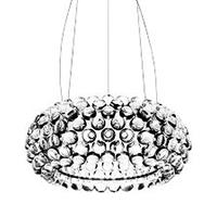 Люстра подвесная Caboche Clear D50 в стиле Foscarini Patricia Urquiola