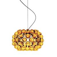 Люстра подвесная Caboche Gold D35 в стиле Foscarini Patricia Urquiola