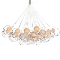 Люстра 28.37 Thirty-Seven Pendant Chandelier в стиле Bocci Omer Arbel
