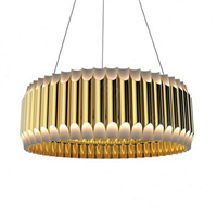 Люстра подвесная Galliano D80 Gold