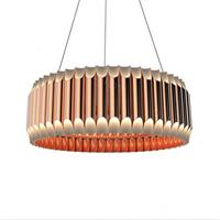 Люстра подвесная Galliano D80 Copper
