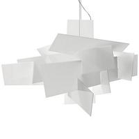 Люстра потолочная, подвесная Big Bang в стиле Foscarini