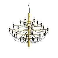 Люстра 2097 30 Gold в стиле Flos  Gino Sarfatti