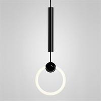 Светильник Ring Light Black by Lee Broom