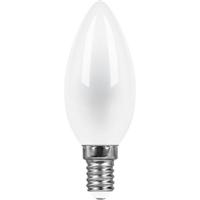 Лампа светодиодная Feron LB-713 Свеча E14 11W 2700K
