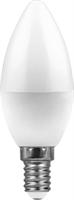 Лампа светодиодная Feron LB-770 Свеча E14 11W 4000K