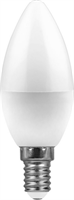 Лампа светодиодная Feron LB-770 Свеча E14 11W 6400K