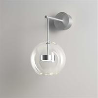 Настенный светильник Bolle Wall 01 Bubble Nickel