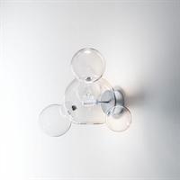 Настенный светильник Bolle Wall 06 Bubbles Nickel