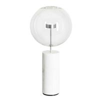 Настольная лампа Bolle Bubble Nickel