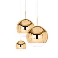 Люстра Mirror Ball Gold II D15/25/30