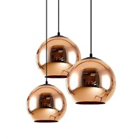 Люстра Copper Shade III D25/30/35