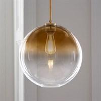 Светильник подвесной Passage D30 gold