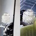 Fun 2TM by Verner Panton настольная лампа с перламутровыми раковинами