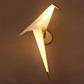 Светильник настенный Муй с птичкой