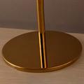 Лампа настольная Moooi птица оригами на золотой подставке