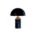 Настольная лампа Atollo D25  Oluce черный золото