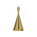 Светильник Beat Light Tall  Tom Dixon Gold