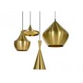 Подвесные светильники Том Диксон для лофт интеьера золото