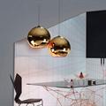 Copper Bronze Shade by Tom Dixon D40 светильник подвесной шар