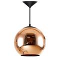 Copper Shade by Tom Dixon D45 светильник подвесной медный шар