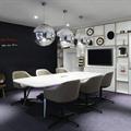 Светильник для офиса хром Mirror Ball Tom Dixon D35