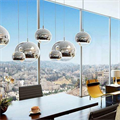 Светильник для переговорный круглый Mirror Ball Том Диксон D50