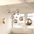 Светильник шар хромированный Mirror Ball Том Диксон D50