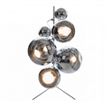 Торшер Mirror Ball Tripod Stand Tom Dixon