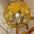 Светильник Punch Ball Том Диксон золотой