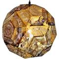 Светильник хайтек металлический Punch Ball Том Диксон