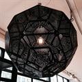 Светильник из перформированного металла Punch Ball Том Диксон