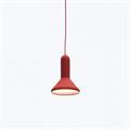 Люстра Establisher & Sons Torch Cone малый красный