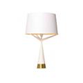 Лампа настольная Axis S71 by Stephane Lebrun белая