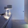 Лампа настольная Flos Spun Light T в интерьере