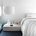 Лампа настольная Flos Spun Light T для спальни