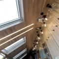 Светильник прозрачный шар Селен Sandra Lindner D20