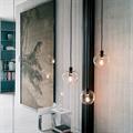 Светильник Selene by Sandra Lindner D20 в прихожей