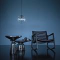 Светильник прозрачный стеклянный шар Selene Sandra Lindner D25