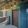 Светильник Selene by Sandra Lindner D25 для туалета