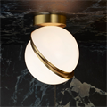 Светильник Crescent Ли Брум золото