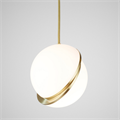 Светильник подвесной Ли Брум золото D30