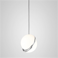 Crescent Light by Lee Broоm  D40 Chrome