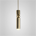 Светильник Fulcrum Light by Lee Broоm золото