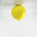 Brokis Memory светильник в форме воздушного шарика желтый D30