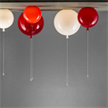 светильник детский шарик