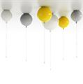 Brokis светильник в виде воздухного шара белый D30