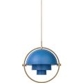 светильник Gubi Multi-lite синий