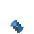 светильник Gubi Multi-lite голубой